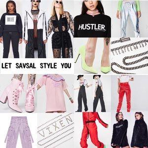 ~ LET SavSal STYLE YOU ~
